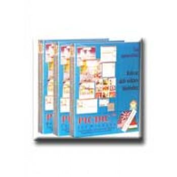 PICDIC - NÉMET-MAGYAR MULTIMÉDIA KÉPES SZÓTÁR - CD-ROM -