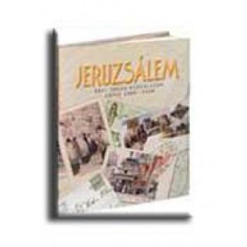 JERUZSÁLEM - RÉGI ZSIDÓ KÉPESLAPOK ANNO 1900-1930 -