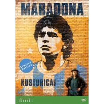 MARADONA - KUSTURICA FILMJE - DVD - (2009)