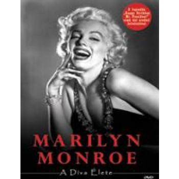 MARILYN MONROE - A DÍVA ÉLETE - DVD - (2008)