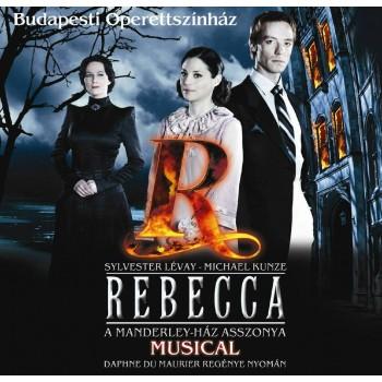 REBECCA - MUSICAL (BUDAPESTI OPERETTSZÍNHÁZ) - CD - (2010)