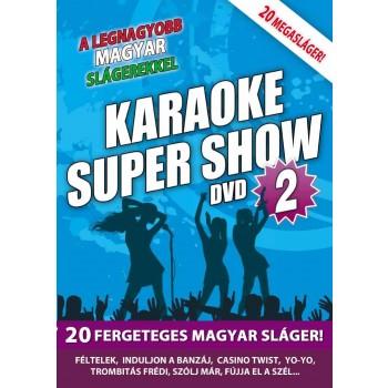 KARAOKE SUPER SHOW 2. - DVD - (2009)