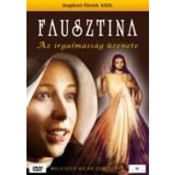FAUSZTINA - AZ IRGALMASSÁG ÜZENETE - DVD - (2010)