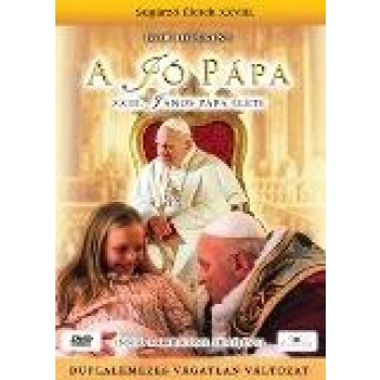 A JÓ PÁPA - XXIII. JÁNOS PÁPA ÉLETE - DUPLALEMEZES DVD - (2010)