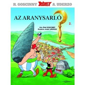 AZ ARANYSARLÓ - ASTERIX 2. (2010)