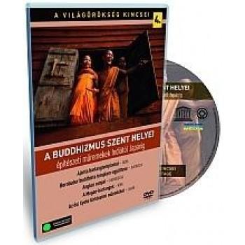 A BUDDHIZMUS SZENT HELYEI - A VILÁGÖRÖKSÉG KINCSEI 4. - DVD - (2010)