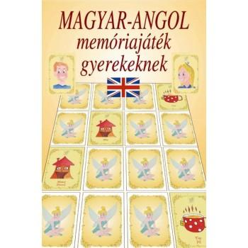 MAGYAR-ANGOL MEMÓRIAJÁTÉK GYEREKEKNEK (2011)