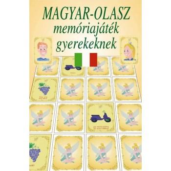 MAGYAR-OLASZ MEMÓRIAJÁTÉK GYEREKEKNEK (2011)