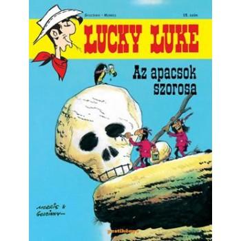 LUCKY LUKE 15. - AZ APACSOK SZOROSA (2011)
