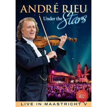 ANDRE RIEU UNDER THE STARS - LIVE IN MAASTRICHT  V. - DVD - (2012)