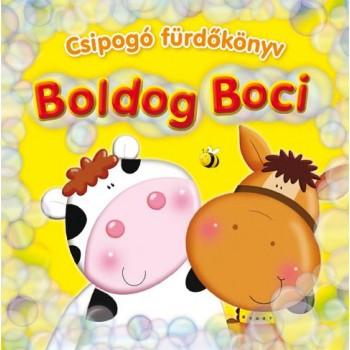BOLDOG BOCI - CSIPOGÓ FÜRDŐKÖNYV (2013)