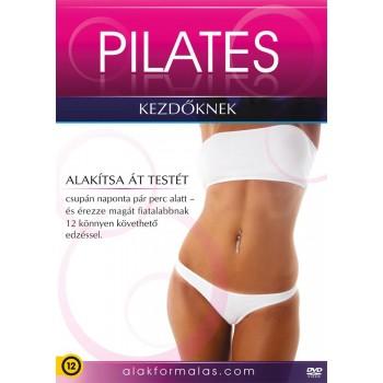 PILATES KEZDŐKNEK - DVD - (2013)