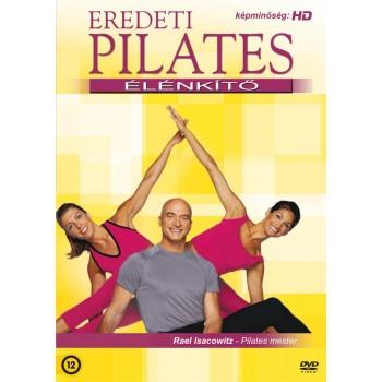 EREDETI PILATES - ÉLÉNKÍTŐ - DVD - (2013)
