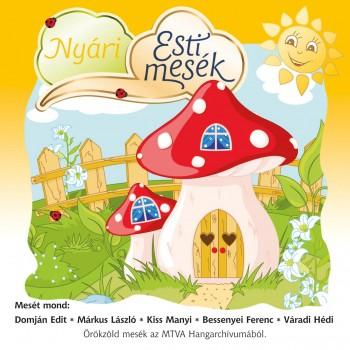 NYÁRI ESTI MESÉK - HANGOSKÖNYV - CD - (2013)