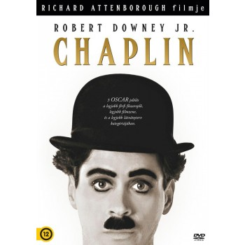 CHAPLIN - DVD - (2013)