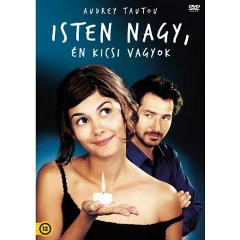 ISTEN NAGY, ÉN KICSI VAGYOK - DVD - (2013)
