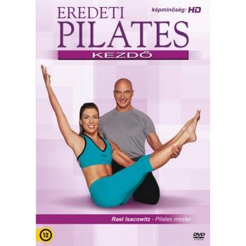 EREDETI PILATES - KEZDŐ - DVD - (2013)