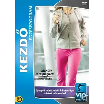 KEZDŐ EDZÉSPROGRAM - DVD - (2013)