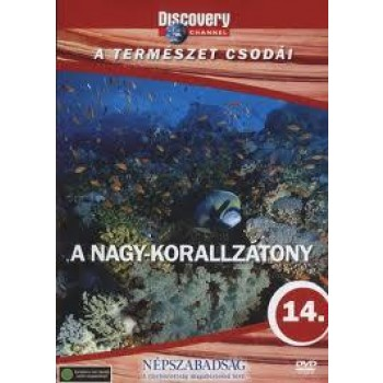 A NAGY-KORALLZÁTONY - DVD - (2013)