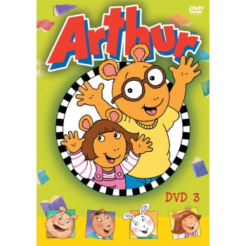 ARTHUR 3. - DVD - (2010)
