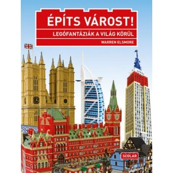 ÉPÍTS VÁROST! - LEGÓFANTÁZIÁK A VILÁG KÖRÜL (2013)