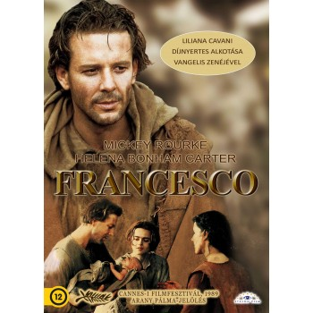 FRANCESCO - DVD - (2013)