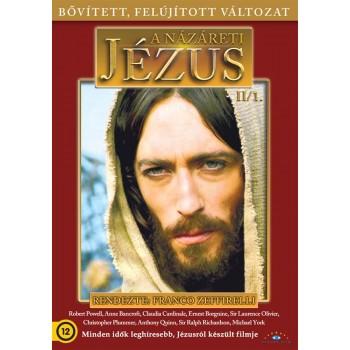 A NÁZÁRETI JÉZUS II./1. - DVD - (BŐVÍTETT VÁLT.) (2013)