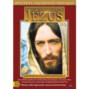 A NÁZÁRETI JÉZUS II./2. - DVD - (BŐVÍTETT VÁLT.) (2013)