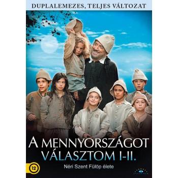 A MENNYORSZÁGOT VÁLASZTOM I-II. - 2DVD - (DÍSZDOBOZBAN) (2013)