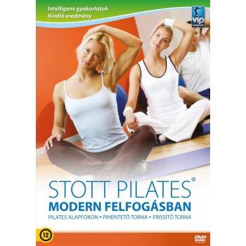 STOTT PILATES MODERN FELFOGÁSBAN - DVD - (2013)