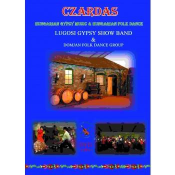 CZARDAS - HUNGARIAN GIPSY MUSIC - DVD - (2012)
