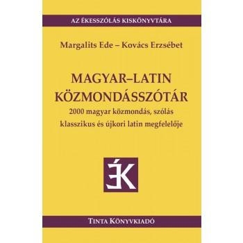 MAGYAR-LATIN KÖZMONDÁSSZÓTÁR (2014)