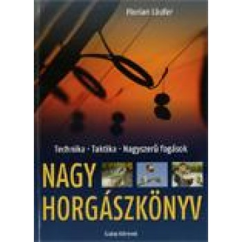 NAGY HORGÁSZKÖNYV (2013)