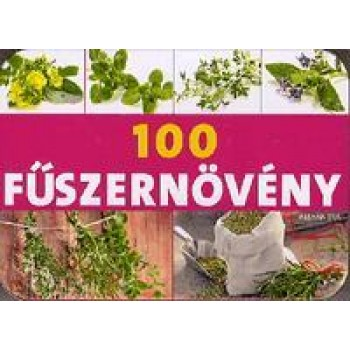 100 FŰSZERNÖVÉNY - FÉMDOBOZOS (2014)