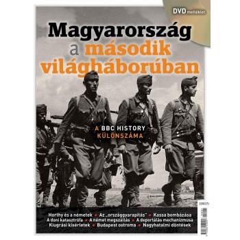 MAGYARORSZÁG A MÁSODIK VILÁGHÁBORÚBAN - DVD MELLÉKLETTEL (2014)