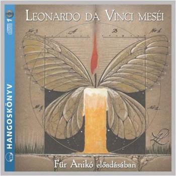 LEONARDO DA VINCI MESÉI - HANGOSKÖNYV - (2014)