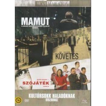 KULTÚRSOKK HALADÓKNAK DÍSZDOBOZ - DVD - (2014)