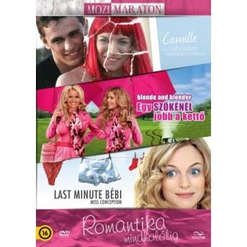 ROMANTIKA MINDHALÁLIG - DVD - (2014)