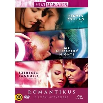 ROMANTIKUS FILMEK HÉTVÉGÉRE - DVD - (2014)
