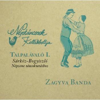 TALPALÁVALÓ I. - SÁRKÖZ-BOGYISZLÓ - CD - (2012)