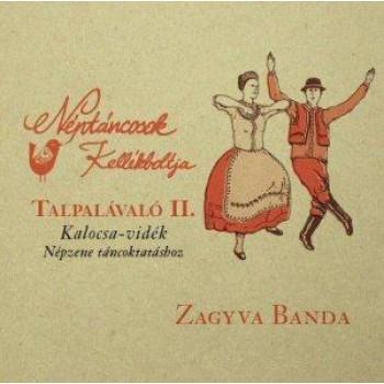 TALPALÁVALÓ II. - KALOCSA-VIDÉK - CD - (2012)
