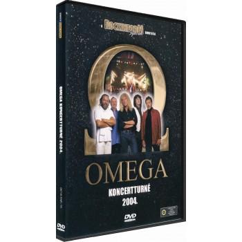 OMEGA KONCERTTURNÉ 2004. - DVD - (2005)