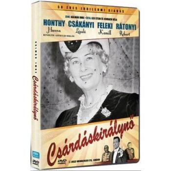 CSÁRDÁSKIRÁLYNŐ - DVD - (1971)