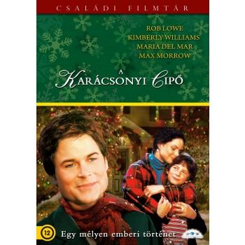 A KARÁCSONYI CIPŐ - DVD - (2014)