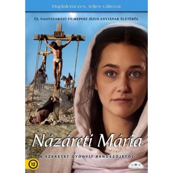 NÁZÁRETI MÁRIA - DVD - /DUPLALEMEZES, TELJES VÁLTOZAT/ (2014)