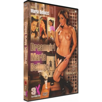 DREAMGIRL MARIA BELLUCCI - DVD - (EROTIKUS) (2007)