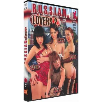 RUSSIAN LOVERS 2. - DVD - (EROTIKUS) (2008)
