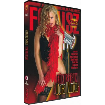 FÓKUSZBAN DORA VENTER - DVD - (2005)