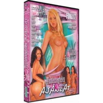 TISZTESSÉGTELEN AJÁNLAT - DVD - (EROTIKUS) (2013)