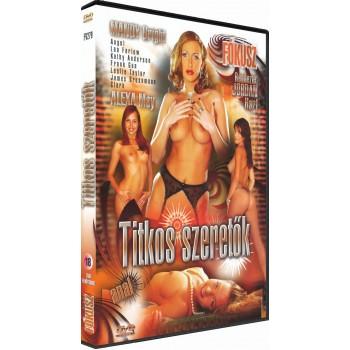 TITKOS SZERETŐK - DVD - (EROTIKUS) (2013)